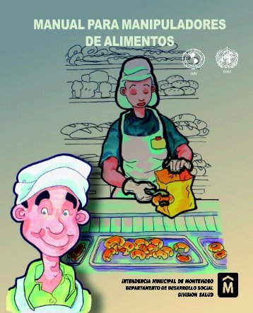 Manual para Manipuladores de Alimentos - Intendencia Municipal ...