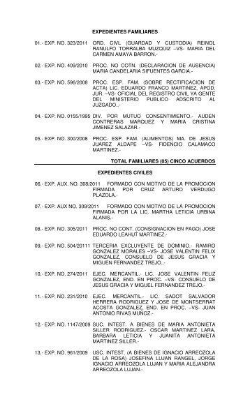 8 - Poder Judicial del Estado de Coahuila