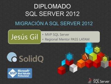 migración a sql server 2012 - Blog oficial del MPN México