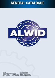 GENERAL CATALOGUE - ALWID Sondermaschinenbau Gmbh