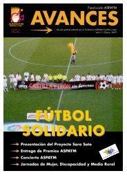 Descargar revista Nº4 (Mayo 2007) - ASPAYM Castilla y León