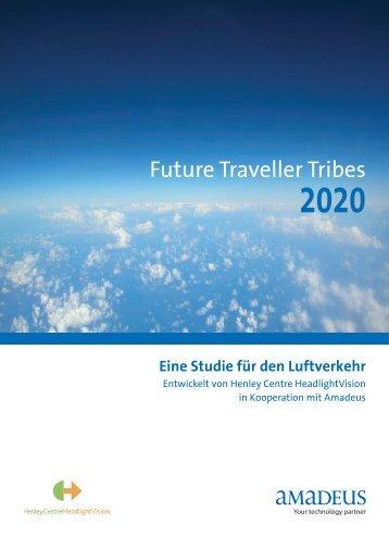 Future Traveller Tribes - Amadeus