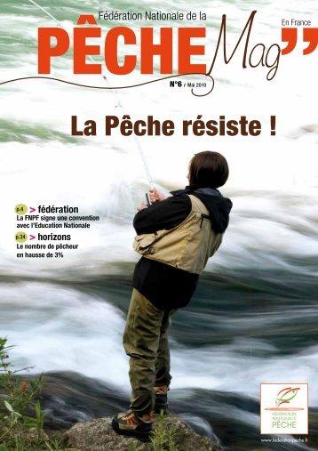 Pêche Mag - Fédération nationale de la pêche en France