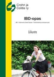 IBD-opas Liikunta - Crohn ja Colitis ry.