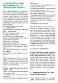 LAHDEN SEURAKUNTAYHTYMÄN ¤ YMPÄRISTÖOHJELMA - Page 5