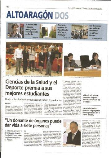 SARA CIRIA - Universidad de Zaragoza