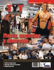 Fiesta, negocios y diversión - TYT EnLinea.com