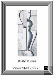 Leporello im pdf-Format (598 Kb) - bei der Galerie Schlichtenmaier
