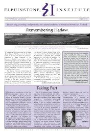 Spring 2011 (PDF) - University of Aberdeen