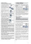 69500319 DC42 dcw42 esp nov10 Rev00a.indd - Electrolux - Page 7