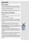 Refrigerador RE26 y RE29 - Electrolux - Page 3