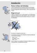 Refrigerador RE26 y RE29 - Electrolux - Page 6