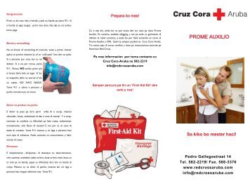 PROME AUXILIO - Red Cross Aruba