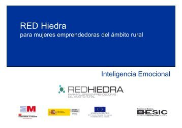 RED HIEDRA Inteligencia Emocional