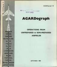 OPERATIONS FROM UNPREPARED & SEMI-PREPARED AIRFIELDS