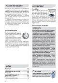 Manual - Electrolux - Page 2
