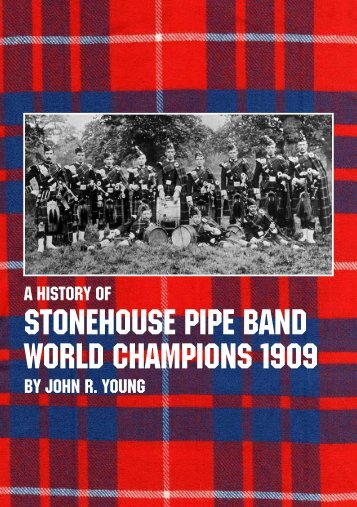 Stonehouse Pipe Band - StonehouseBooks.co.uk
