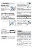 Freezer Horizontal - Electrolux - Page 3