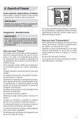 Freezer Horizontal - Electrolux - Page 5