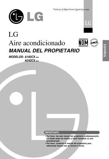 LG Aire acondicionado - LG Electronics