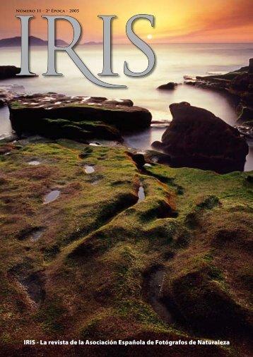 IRIS - La revista de la Asociación Española de Fotógrafos ... - Aefona