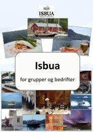 Link: Aktivitetsforslag for bedrifter og grupper! - Isbua