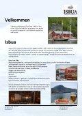 Link: Aktivitetsforslag for bedrifter og grupper! - Isbua - Page 2