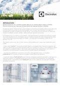 manual consumidor HELADERAS - Electrolux - Page 2