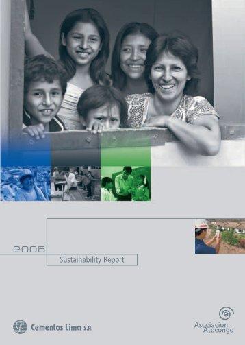 Management policies and systems - Asociación Atocongo