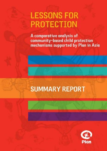 summary report - Community Child Protection Exchange Forum