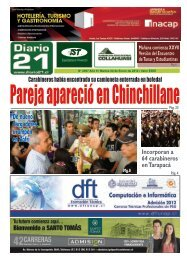 De nuevo cargadores irrumpen en Zofri - Diario 21