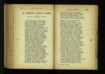 Al general Carlos Fuero.- En Chapultepec. - cdigital
