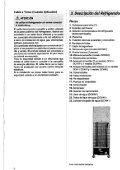 Page 1 Refrigerador DC41 /DC W41 /DC41P Page 2 . vación del ... - Page 4