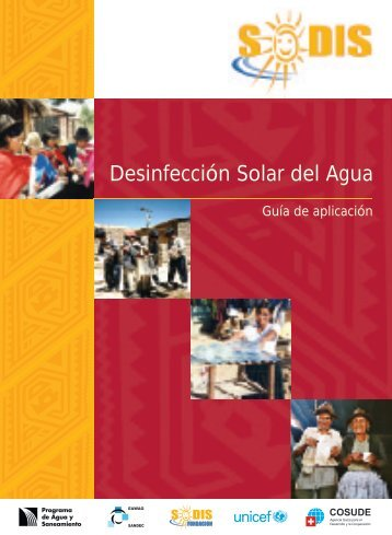 Desinfección Solar del Agua - Sodis