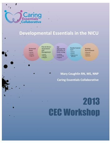 Developmental Essentials in the NICU - Caring Essentials ...