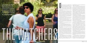 The Watchers - Wendy Richmond