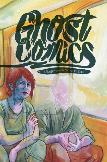 Read the Ghost Comics anthology