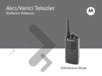 XTNi - Motorola Solutions
