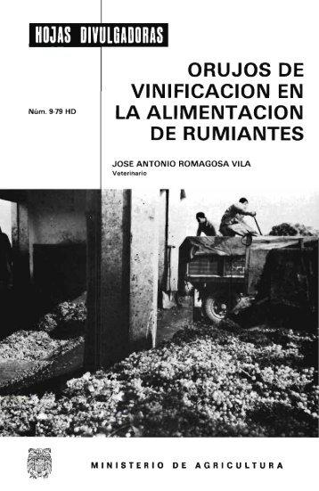 09/1979 - Ministerio de Agricultura, Alimentación y Medio Ambiente