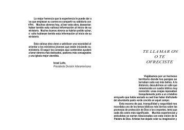 Pastoreando el Rebaño - Ptr. Arturo Quintero