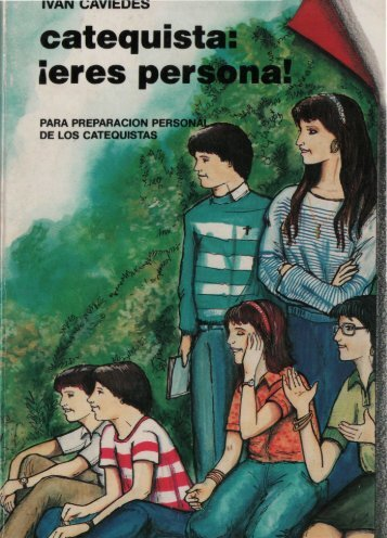 catequista: w ¡eres persona! - 10
