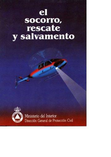 Documento - Dirección General de Protección Civil y Emergencias