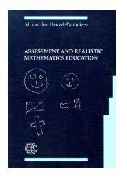 Assessment and realistic mathematics education - Universiteit Utrecht