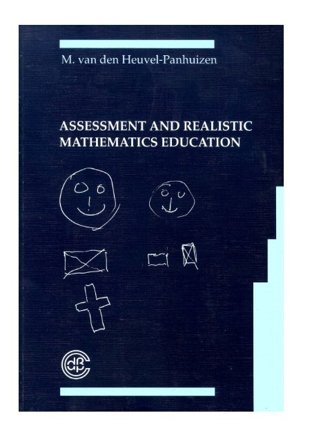 Assessment And Realistic Mathematics Education
