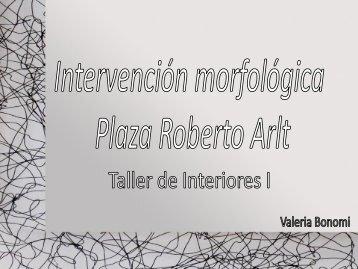 Plaza Roberto Arlt