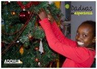 catálogo Dádivas de Esperança Natal 2011