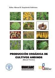 producción orgánica de cultivos andinos - Mountain Partnership