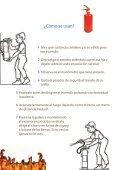 Extintores portátiles de incendios - Page 3