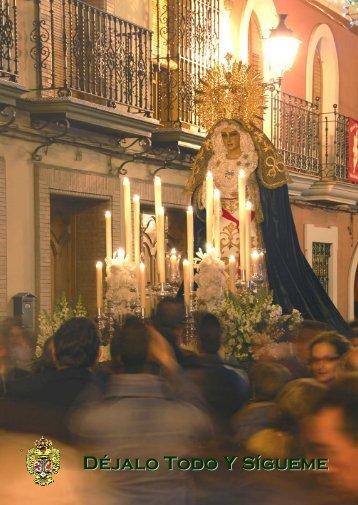"""Déjalo Todo Y Sígueme - Hermandad Servita de """"Jesús Cautivo"""""""