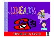 TIPS DE BUEN TRATO